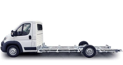 Low Floor Chassis - LCVT: Light Commercial Vehicle Technology