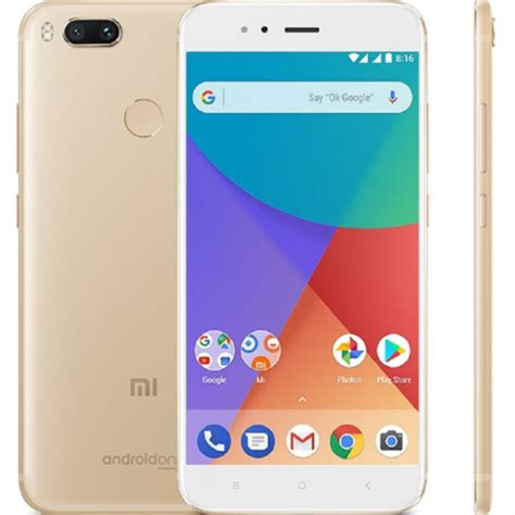 Xiaomi A1 4GB/64GB Gold POLSKA NOWY ANDROID ONE
