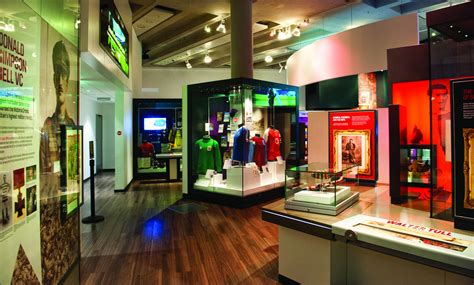 Sports Thoughts: National Football Museum   Forge Press