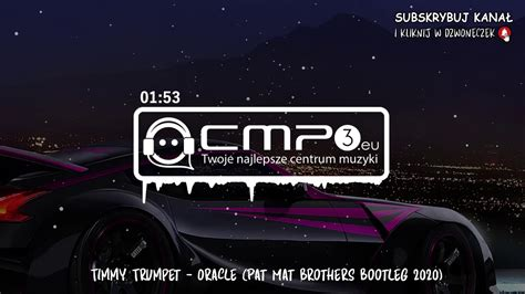 Timmy Trumpet - Oracle (Pat Mat Brothers Bootleg 2020