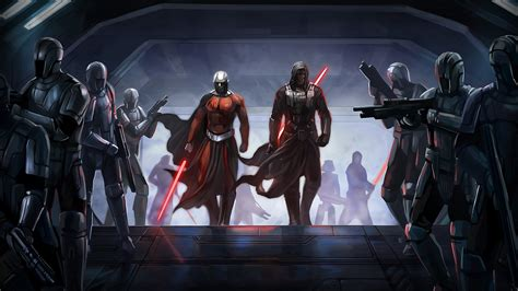 4 Darth Revan HD Wallpapers | Background Images