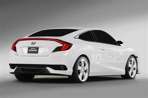 2016 Honda Civic Will Come In Four Body Styles - PakWheels