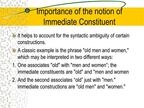 PPT - SYNTAX Lecture -1 PowerPoint Presentation - ID:524903