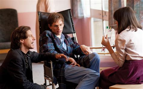 The Theory of Everything: James Marsh and Eddie Redmayne