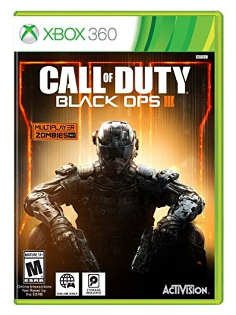Co-Optimus - Call of Duty: Black Ops 3 (Xbox 360) Co-Op