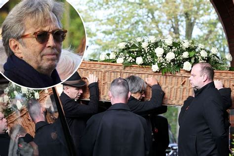 Mirror Captures 'Cream Funeral' – Clapton and Baker Join