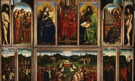 The Ghent Altarpiece: the truth about the most stolen