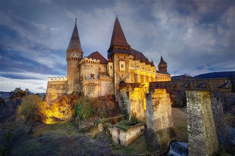 Scary Places in Transylvania That Aren't Dracula's Castle