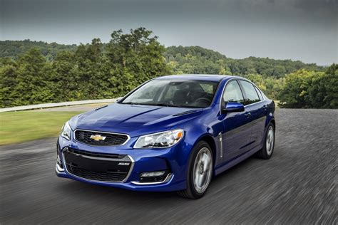 2017 Chevrolet SS To Receive LSA Power?   GM Authority