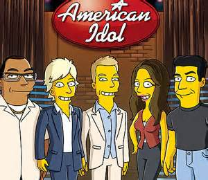 'Idol' Judges to Guest Star on 'Simpsons' Finale   ExtraTV