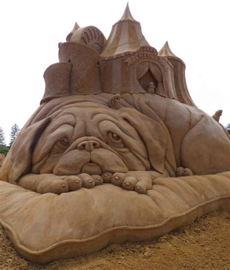 These Sand Sculptures Are Mind-Blowing- Part 1
